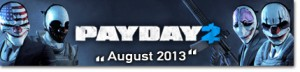 Payday 2 logo august