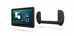 Holder-and-tablet