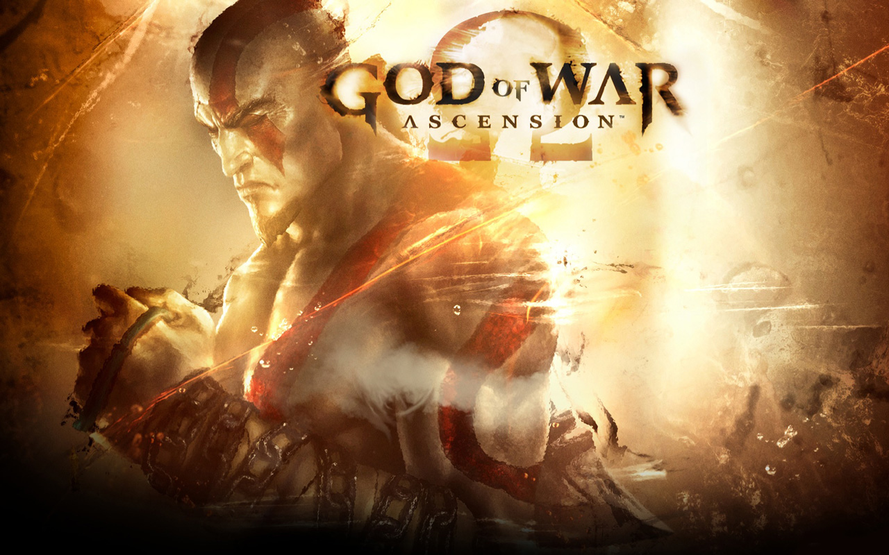 Games For Gamers God Of War Ascension Ich Glaub Die Gotter Mussen