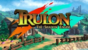 Trulon The Shadow Engine logo