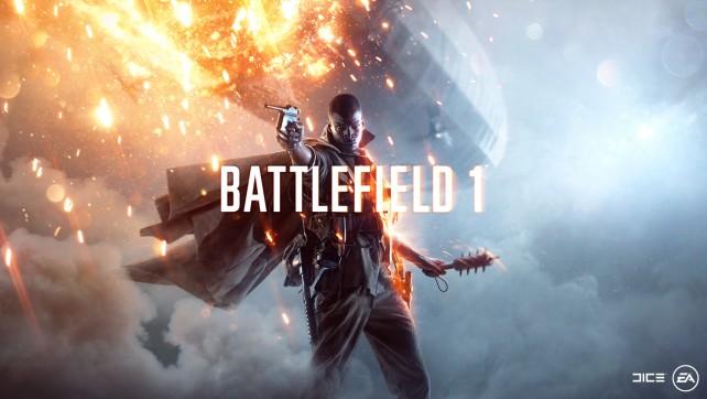 Electronic Arts kündigt Battlefield 1 an
