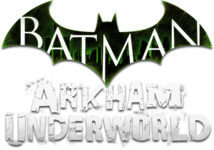 Batman Arkham Underworld logo