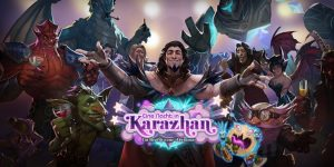 "Hearthstone: Heros of Warcraft "" Eine Nacht in Karazhan"