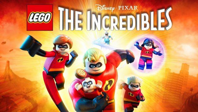 LEGO Die Unglaublichen – ab jetzt erhältlich!